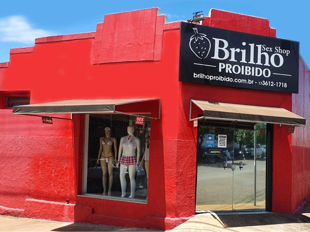 SEX SHOP BRILHO PROIBIDO EM BARRETOS-SP